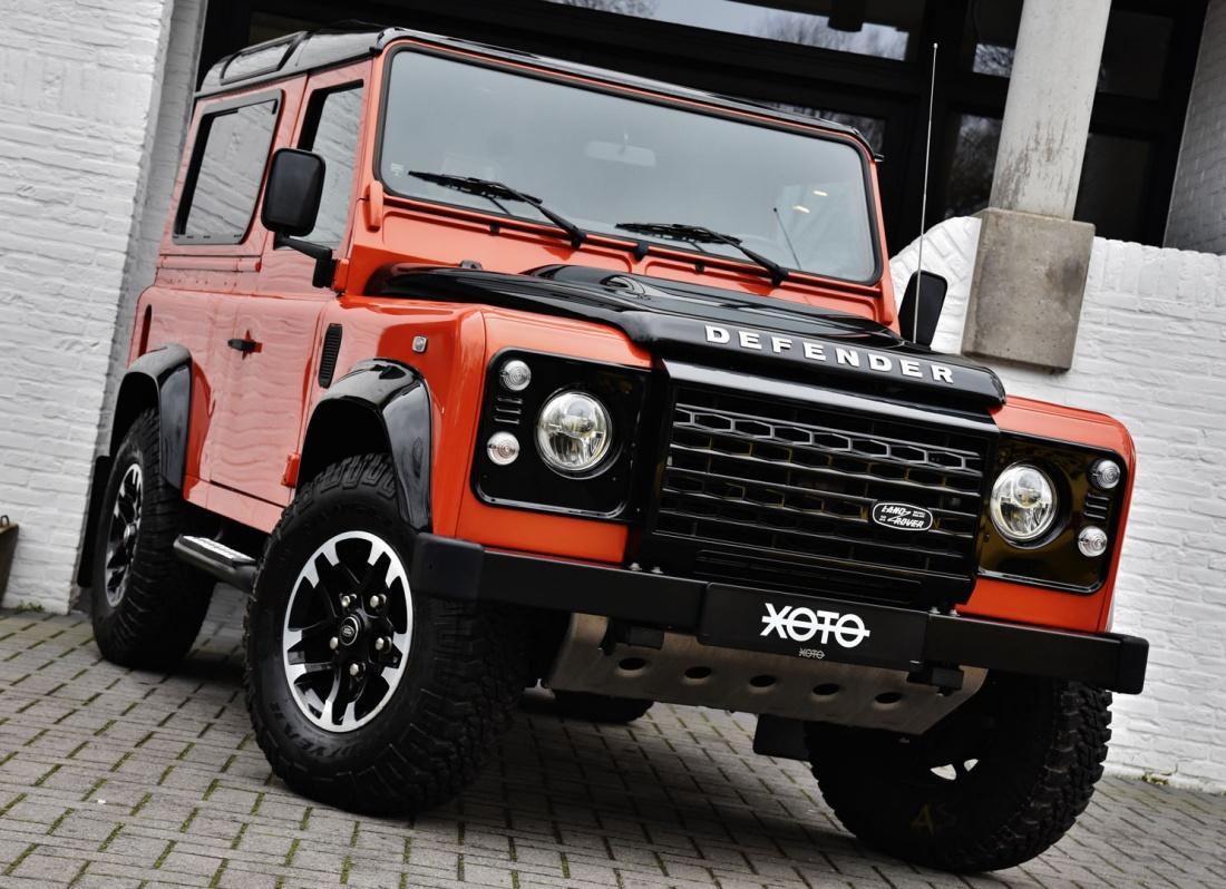 occassiewagen te koopLand Rover Defender</strong>